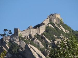 História/Castelo dos Mouros - Sintra