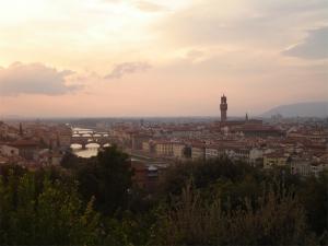 /Miradouro em Florença