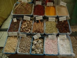 /Mercado em Jerusalem