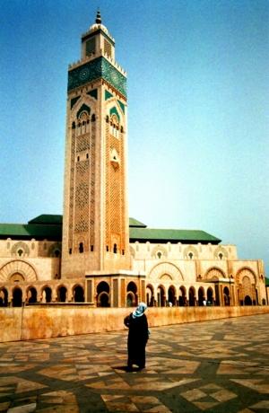 /Marrocos - A caminho da Oração