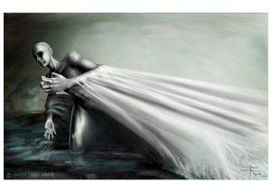 Arte Digital/Sad Poseidon