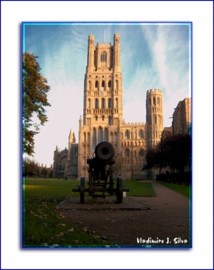 /Cathedral The Ely ( Inglaterra )