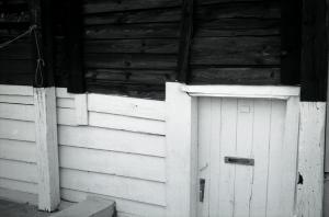 /A preto e branco