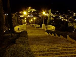 /Escadaria sem fim....