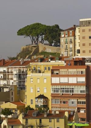 Paisagem Urbana/Pedaço de Lisboa