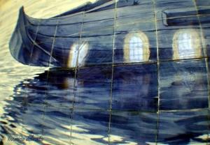 /pintura em azulejo português