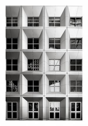 Paisagem Urbana/geometrias