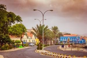 /Avenida Marginal - Domingo nublado