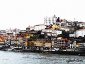 Paisagem Urbana/uma vista para o Porto