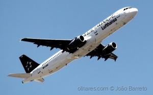 /D-AIRW A321-131 Lufthansa