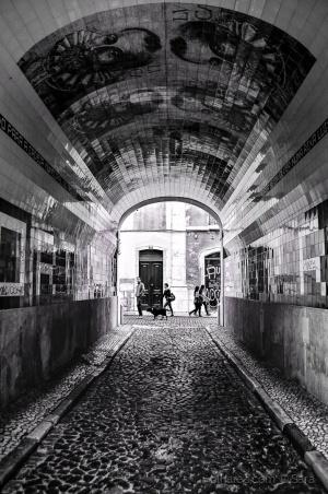 Paisagem Urbana/Lisboa...  (A minha Musa...)