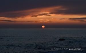 Outros/Pôr do sol em Leça da Palmeira