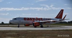 Outros/Avião easyJet Aeroporto do Porto