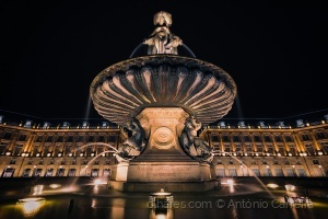 História/La fontaine des 3 Grâces