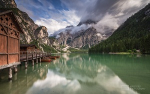 Paisagem Natural/Pragser Wildsee