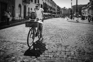 Paisagem Urbana/As ruas vivas de Roma