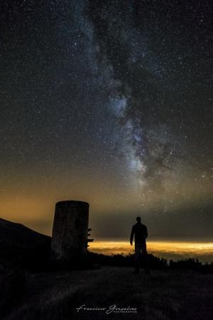 Paisagem Natural/Sonhando debaixo da Via Láctea