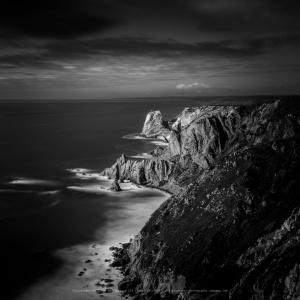 Paisagem Natural/Cabo da Roca estudo n.2 ( ver descrição )