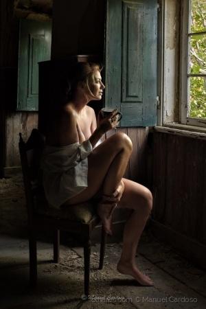 Retratos/Hora do chá