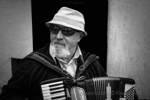 /Street musician