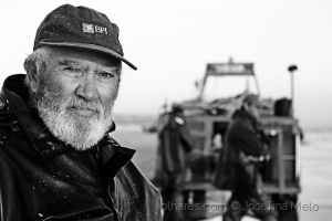 Retratos/vidas de sal