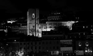 Paisagem Urbana/Lisboa à noite