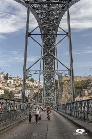 Gentes e Locais/Ponte Luiz I, Porto.