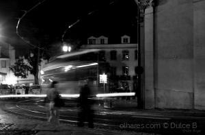 Paisagem Urbana/fantasmas de Alfama