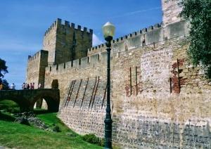 História/Entrada no Castelo