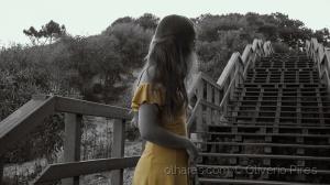 Retratos/tantas escadas