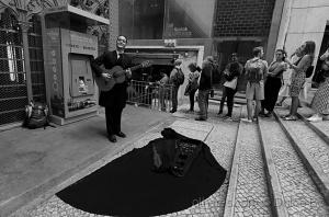 Outros/musica na rua