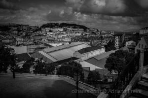 Paisagem Urbana/Lisboa sem palavras