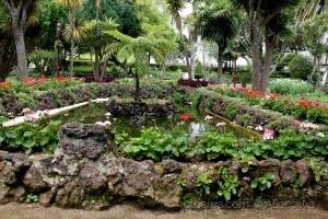 /Jardim Municipal de Angra do Heroísmo...