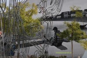 Paisagem Urbana/Tranquilidade e a paz interior