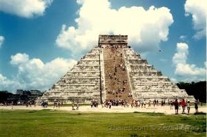 /Chichén Itzá