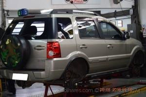 Outros/Ford eco sport manutenção troca de pneus