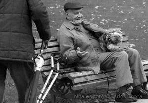 /O homem que contava histórias do cão
