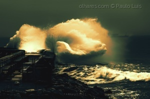 /Eu vi uma onda...