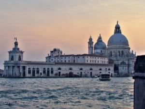 /Sunset Venice
