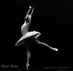 /A bailarina .