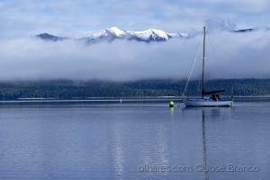 """Paisagem Natural/""""Lago Te Anau.."""""""