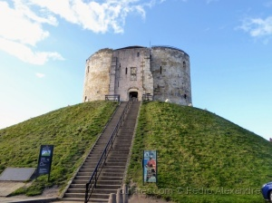 Gastronomia/Clifford's Tower, York