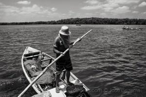 Fotojornalismo/Pescador do mangue...