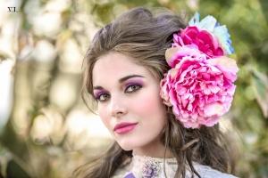 Retratos/Flor