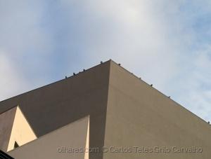 Paisagem Urbana/Olhar geométrico