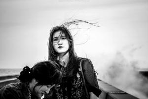 Retratos/lugares longínquos