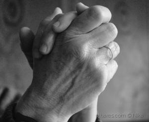/em oração