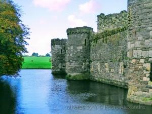 História/Castelo de Beaumaris