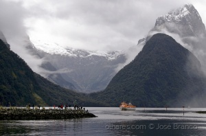 "Paisagem Natural/""Milford Sound..."""