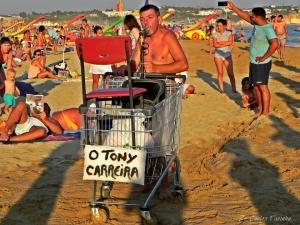Gentes e Locais/Animação na praia!